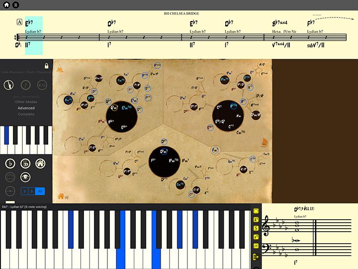 No sound on Mapping Tonal Harmony Pro 7 iOS? Solution